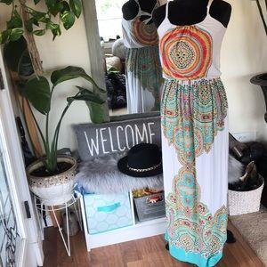 Maxi Dress by Bailey Blue